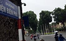 Hà Nội phân luồng hàng loạt tuyến đường phục vụ APEC