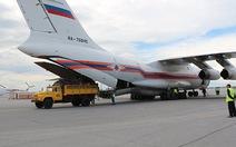 Người Nga gửi đường, sữa, thịt hộp... cho Việt Nam