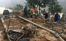 Tìm thấy 2 thi thể bị sạt lở núi vùi lấp ở Phước Sơn
