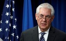 'Đối thoại với Triều Tiên tới khi quả bom đầu tiên ném xuống'