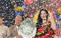 Người đẹp Hà Thu đăng quang Tình bolero phiên bản nghệ sĩ 2017