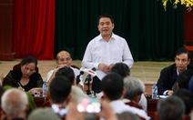 Công an Hà Nội kêu gọi người dân thôn Hoành tự thú