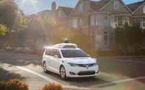 Google đột phá trong thử nghiệm ô tô không người lái