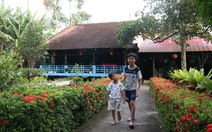 Nhà trăm tuổi trên quê hương Bác Tôn