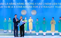 VNA khẳng định vị thế hàng không quốc tế 4 sao
