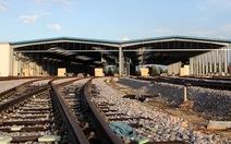3 đoàn tàu đường sắt Cát Linh - Hà Đông đã về đến Hà Nội