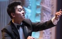 Nhạc trưởng Trần Nhật Minh tham vọng lấp hết điểm yếu chuyên môn