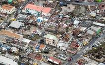 Bão Irma tàn phá các đảo khu vực Caribe