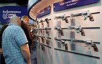 Ở Mỹ không có súng trong nhà mới là chuyện lạ