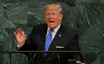 Ông Trump tiếp tục công kích Triều Tiên