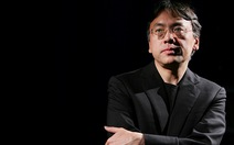 Nhà văn gốc Nhật đoạt Nobel Văn học 2017
