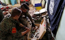 Hezbollah: Mỹ tiếp tay cho khủng bố IS ở Syria