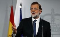 Tây Ban Nha sẽ nắm quyền Catalonia
