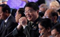 ASEAN sẽ tập trận trên biển chung với Trung Quốc