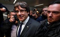 Thủ hiến Catalonia bị phế truất không xin tị nạn chính trị