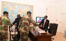 Tổng thống Zimbabwe đồng ý điều kiện từ chức