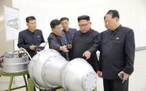 Nhà Trắng khẳng định chưa đến lúc đàm phán với Triều Tiên