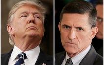 Viết sơ hở về tướng Flynn, ông Trump có thể bị bắt giò