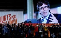 Tây Ban Nha rút lệnh truy nã lãnh đạo Catalonia