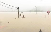 Cảnh báo khẩn cấp lũ lớn trên các sông từ Khánh Hoà - Tây Nguyên