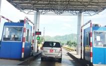 Khánh Hòa xin miễn phí cho xe ở địa phương qua 2 trạm BOT