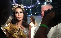 Lưu Hoàng Trâm đăng quang Hoa hậu quý bà Hoàn vũ thế giới