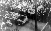 Ông Trump cho phép công khai hồ sơ vụ ám sát Kennedy