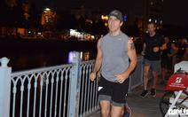 Thủ tướng Canada chạy bộ ở bờ kè kênh Nhiêu Lộc - Thị Nghè