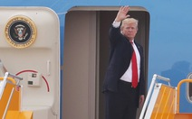 Tổng thống Trump ra Hà Nội thăm cấp nhà nước