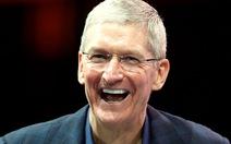 Ông chủ Apple được thưởng số cổ phiếu trị giá 89 triệu USD