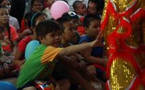 Trung Thu cho trẻ em thiệt thòi ở Hà Nội, Đà Nẵng, TP.HCM