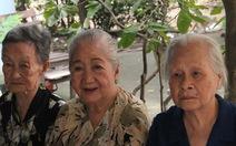 Nghệ sĩ cải lương đến thăm nghệ sĩ Diệu Hiền, Ngọc Hương…