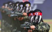 Tròn mắt với uy lực của đặc nhiệm Hàn Quốc
