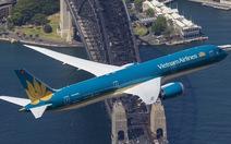 Trong 9 tháng, Vietnam Airlines đạt doanh thu hơn 65000 tỉ đồng