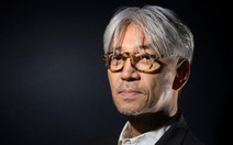 Nhạc sĩ Ryuichi Sakamoto nhận giải Samurai của Liên hoan phim Tokyo