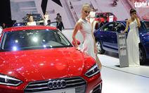 Ngắm xe hơi 'quá đã' tại triển lãm ôtô quốc tế VN