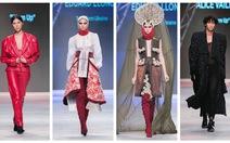 Nước mắt Ukraine lên sàn thời trang Việt