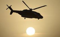Trực thăng rơi gần biên giới, hoàng tử Saudi tử nạn