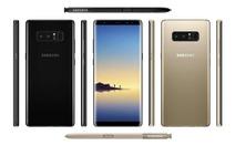 Samsung Galaxy Note 8, những hình ảnh chi tiết