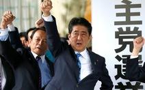 Thủ tướng Nhật giải tán hạ viện để chiến thắng