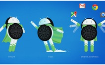 Android 8.0 Oreo có gì hay đối đầu Apple iOS 11?