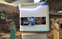 Vietnam Airlines chuyển nhà ga khai thác tại Singapore