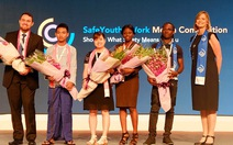 Nữ sinh Việt giành giải nhất phim ngắn truyền thông toàn cầu