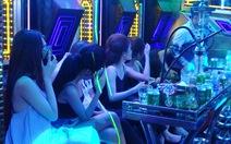 Cả trăm nam nữ 'phê' ma túy trong nhà hàng mở cửa thâu đêm