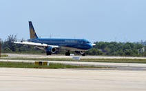 Vietnam Airlines đẩy sớm giờ chuyến bay đi Philippines
