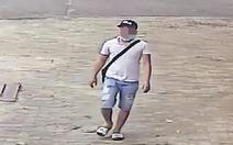 Trích camera truy lùng kẻ cướp Grab Bike vùng ven Sài Gòn