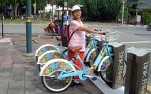 Nên phát triển xe đạp công cộng