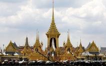 12 triệu người dân kính viếng nhà Vua Thái Lan