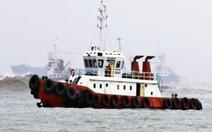 Tìm kiếm 25 thuyền viên mất tích trên biển Quy Nhơn