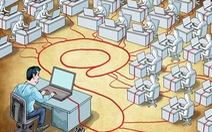 Áp dụng công nghệ để bớt họp, Mỹ làm được, còn ta?